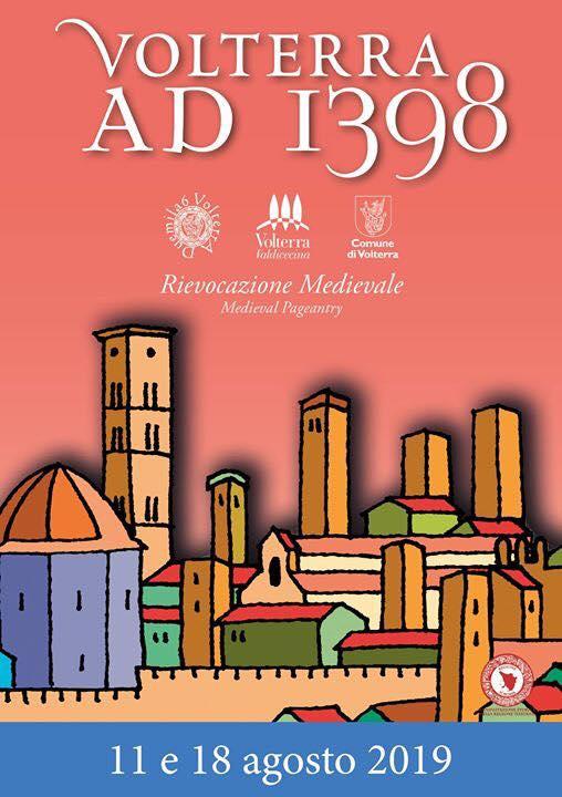 Volterra AD 1398 – Biglietti