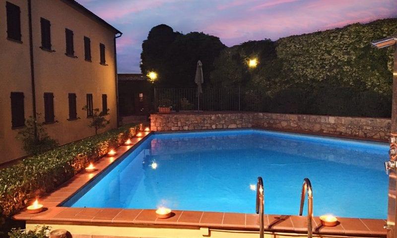 Piscina Hotel San Lino